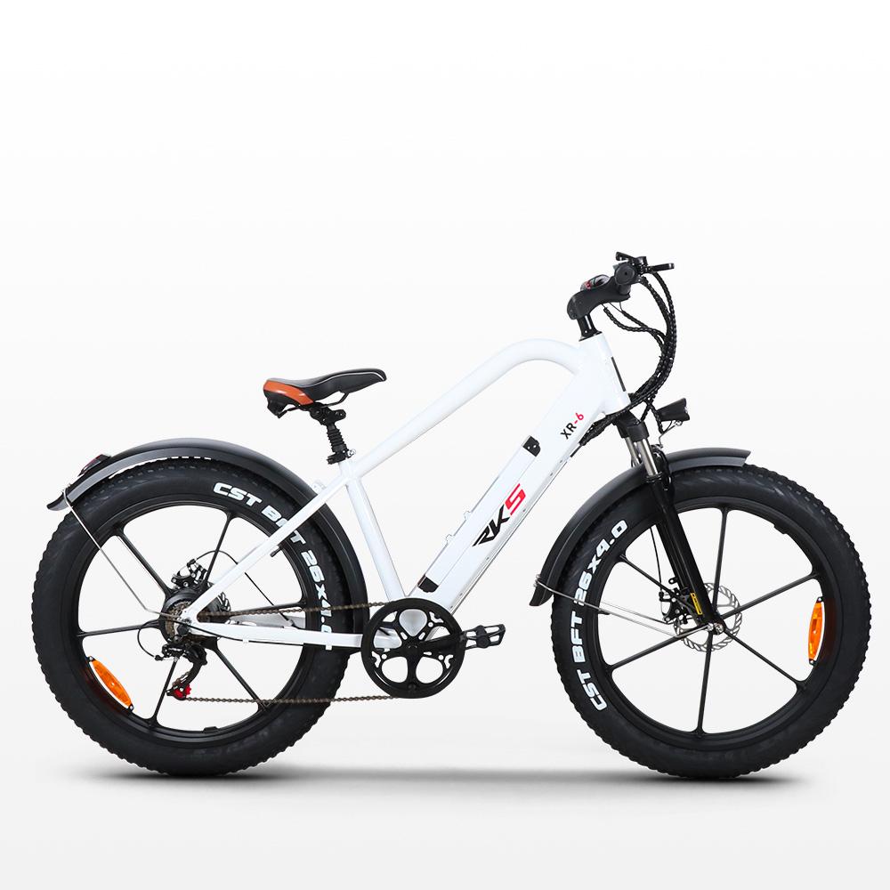 Elektrofahrrad E Bike Cruiser Benutzerdefinierte 250w Rks Xr6 Shimano