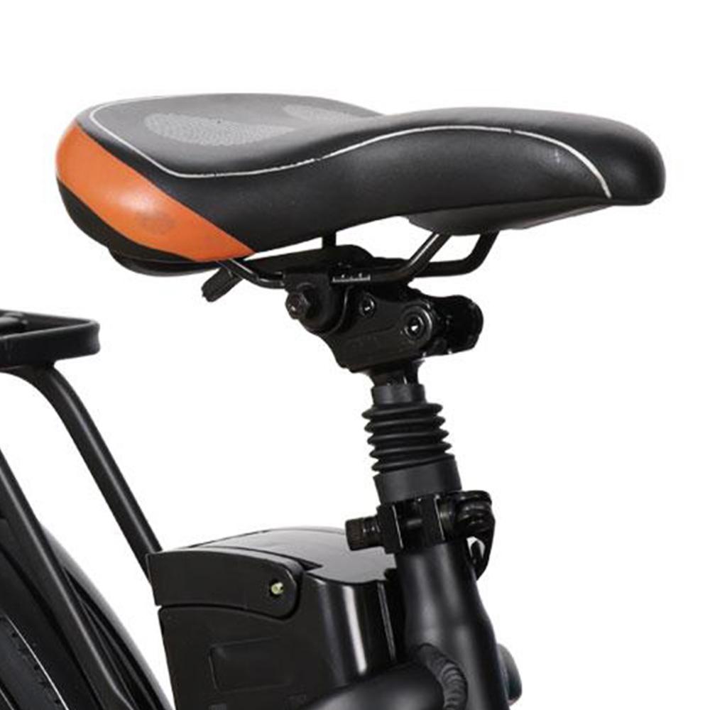 Xt1: Elektrofahrrad für Frauen mit 250 W Korb