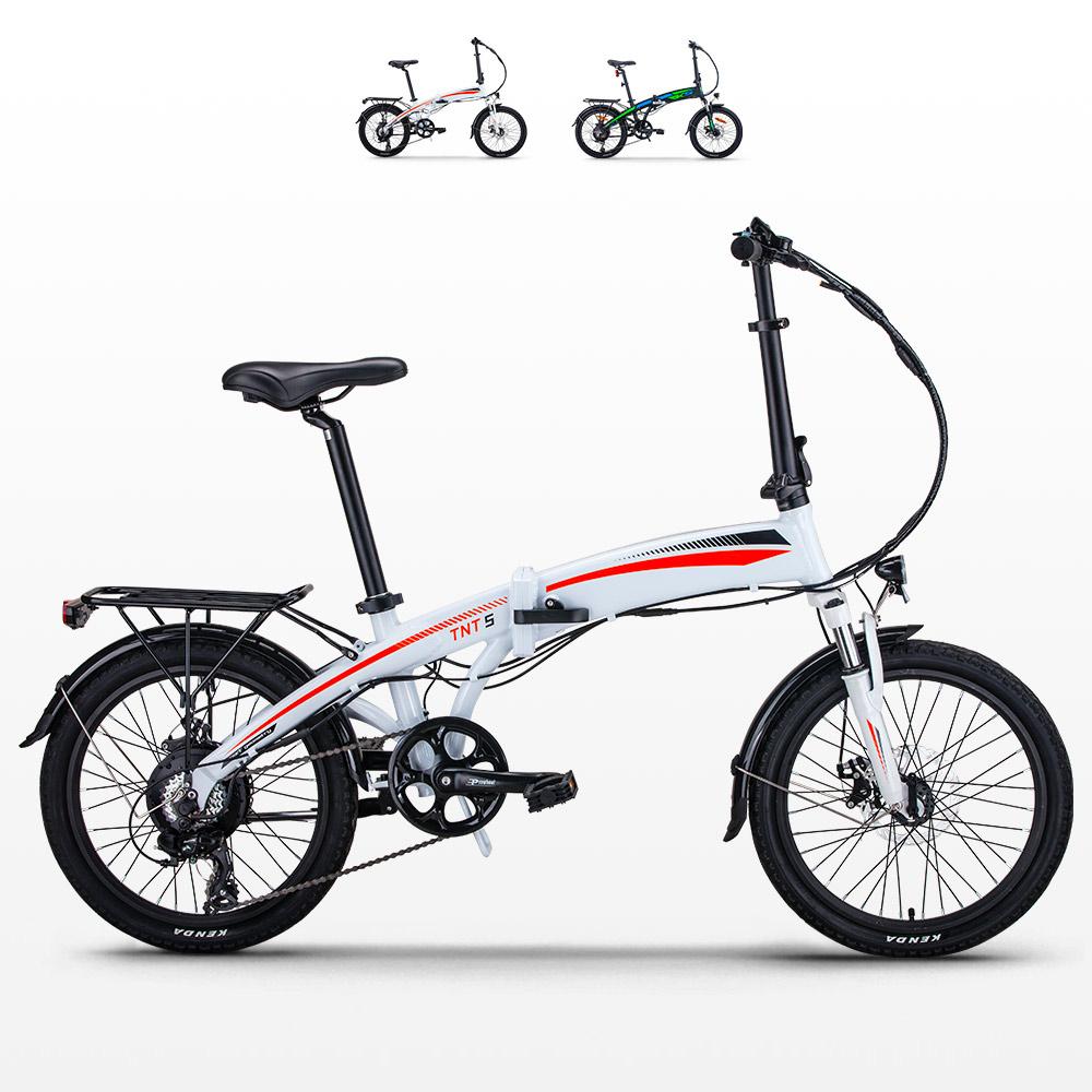 10 zoll klappbares fahrrad