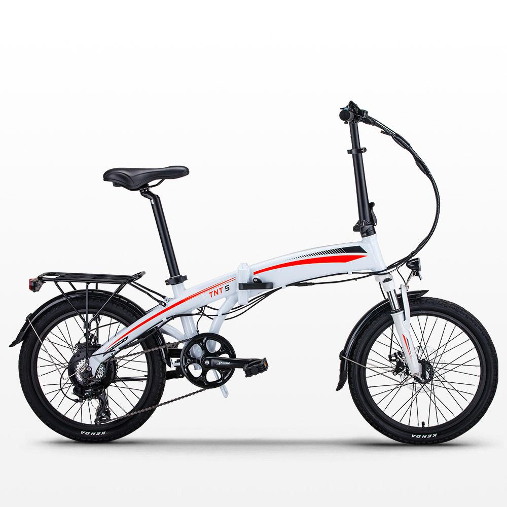 RKS TNT5 Fahrrad Shimano faltbares Elektrofahrrad